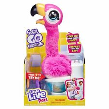 Gotta Go Flamingo Little Live Pets Pink Bird NEW