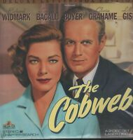 The Cobweb Deluxe Letterbox MGM/UA Extended 1992 Laserdisc 110718AMLD