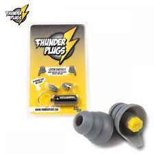 Thunder Plugs protection oreilles Thunderplugs TPB1 gris oreille Bouchons De Protection