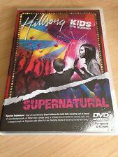 (Aus Region 4) Hillsong Kids Live Worship Music DVD - Supernatural.