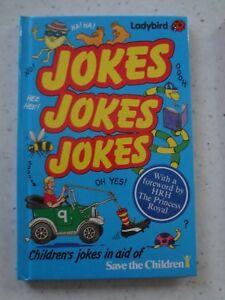 Ladybird Books, Jokes, Jokes, Jokes  1989