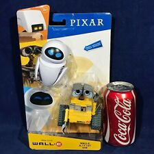 New WALL-E & EVE Action Figures Pixar POSABLE Movie Moments 2019 MATTEL