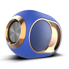 Bluetooth 5.0Speaker Wireless Loudspeakers TWS Portable Column Waterproof Stereo