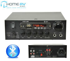 QTX KAD-2BT DIGITAL STEREO AMPLIFIER WITH BLUETOOTH 55W TUNER, USB, SD 103.122UK