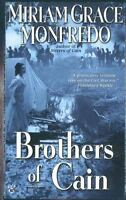 Miriam Grace Monfredo / Brothers of Cain Mystery Fiction Mass Market 2002