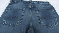 """MENS 7 FOR ALL MANKIND """"AUSTYN"""" STYLE JEANS LABEL SIZE 31"""