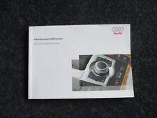 Información/MMI Basic manual de instrucciones audi q7 4l alemán 28156275300