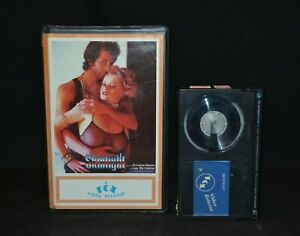 ORIGINAL Skintight (1981) TCX Betamax Pre Cert Rental Video Adult Big Box RARE
