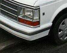 New ListingDodge, Caravan, Voyager: 1987, 1988, 1989, 1990, Left Driver Headlight Bezel (Fits: Plymouth Grand Voyager)
