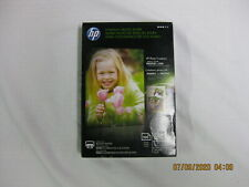 SEALED HP PHOTO PAPER 100 SHEETS GLOSSY 4x6  Germany CR759A