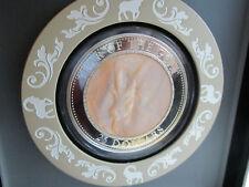 2015 $25 ARGENTO PROOF 5oz Coin L'ANNO DELLA CAPRA N. 025 del 888 molto scarse