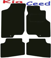 Kia Ceed Tailored car mats ** Deluxe Quality ** 2012 2011 2010 2009 2008 2007