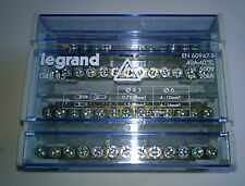 Legrand 048-85 header 3f N (115mm x 85mm x 50mm) – 500v – 40a