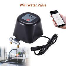 Smart WiFi Water Valve Sensor Shutoff Control Google Assistant Detection Monitor