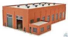 N Walthers Cornerstone kit 933-3266 * 2-Stall 130' Brick Diesel House