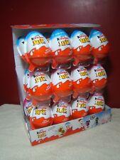 Kinder Joy Eggs Lot of 96 Choco 48 Boys 48 Girls Surprise Toys inside  Free Ship