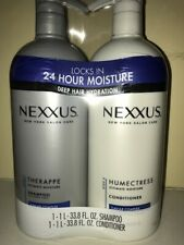 NEXXUS Caviar Complex Therappe Shampoo & Humectress Conditioner 33.8 oz DUO Set