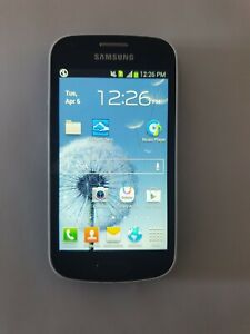 Samsung Galaxy S Duos GT-S7562 Black