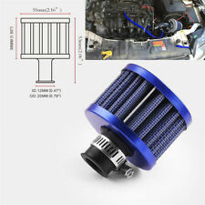 12MM air filter Mini Oil Air Intake Breather Filter Universal For car motorcycle