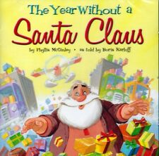 THE YEAR WITHOUT A SANTA CLAUS (NEW SEALED CD)