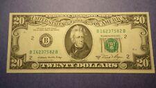 1981A $20 Federal Reserve Note CH CU