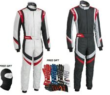 Sparco Go Kart Race Suit Cik/Fia Level 2 approved All Sizes & Colors (Free Gift)