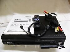 Panasonic DMR-EZ48V, MINT HDMI, AUTO DUBBING VHS/DVD  W/DIGITAL TUNERS