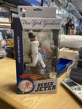 2014 McFarlane Derek Jeter Yankees 1999 World Series Commemorative Figure
