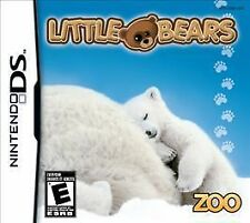Little Bears (Nintendo DS, 2010) DS NEW