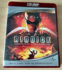 """VIN DIESEL """"RIDDICK-CHRONIKEN EINES KRIEGERS"""" HD-DVD DIRECTOR'S CUT"""