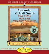 Tea Time for the Traditionally Built 10 by Alexander McCall Smith (2013, CD,...