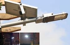 1PACK Multifunctional Solar Street Light 12 SMD LEDs Solar Flood Bright Lighting