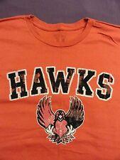 Hawks Atlanta St. Joseph's classic L/XL red t-shirt NBA NCAA Holy Name Hartford