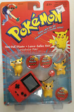 Pokemon Battle Figures Pikachu three characters - New