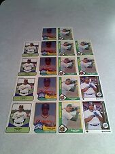 *****Bruce Fields*****  Lot of 49 cards.....7 DIFFERENT