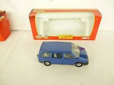 1/32 MAJORETTE SUPER MAXI FIAT Ulysse IN BLUE N M BOX
