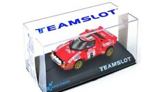 TEAM SLOT REF. 11516 LANCIA STRATOS TOUR DE CORSE 75 1/32