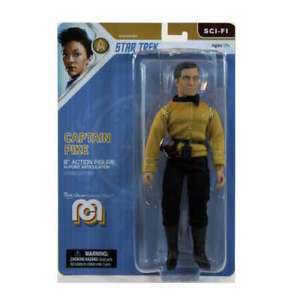 Mego Star Trek Discovery Captain Pike Action Figure