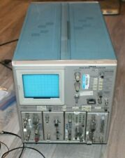 Tektronix 7844 Dual Beam Oscilloscope Scope With 2 Probes Amp More