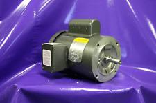 1 HP Baldor Electric Motor 115V (TEFC) 3450 RPM 60 hz 56C Frame