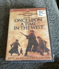 Once Upon A Time In The West Dvd Special Collector's Edition Ws Brand New!