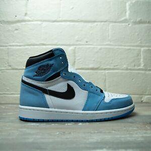 Nike Air Jordan 1 Retro High Uni Blue 555088 134 Size UK 6 EU 40 US 7