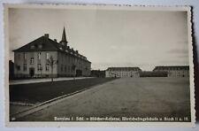 AK BUNZLAU - Blücher-Kaserne, Wirtschaftsgbäude, Block II u. III.