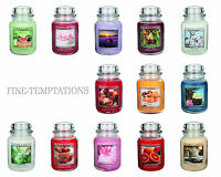 VILLAGE CANDLE, Double Wick, Large Jar 26oz - Choose Your Fragrance, Free P&P