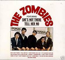 CDTHE ZOMBIES  BEGIN HERE (1965) DIGIPACK