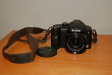 Panisonic Lumix DMC- F27 W/ Strap And Lens Cover- Digital Camera