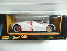 Maisto Special Edition 1995 Ford GT90 White 1:18  Diecast