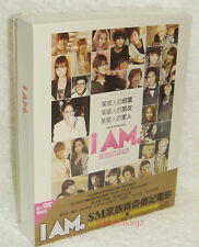 I AM: SMTOWN Live World Tour in Madison Square Garden Taiwan Ltd 4-DVD (TVXQ)