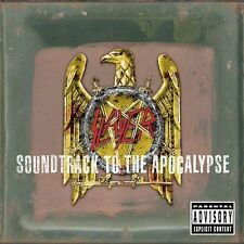 Soundtrack to the Apocalypse [Box] [PA] by Slayer (CD, Nov-2003, 3 Discs, Americ