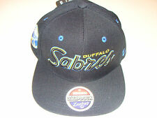 Zephyr Buffalo Sabres Black Snapback Cap Hat Headliner NHL Hockey OSFM
